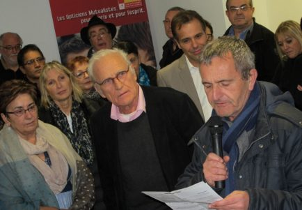 L inauguration du centre dentaire rumilly umfmb - Cabinet mutualiste dentaire ...