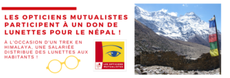 66c5ff21336abd Les Opticiens Mutualistes UMFMB participent à un don de lunettes en  Himalaya !