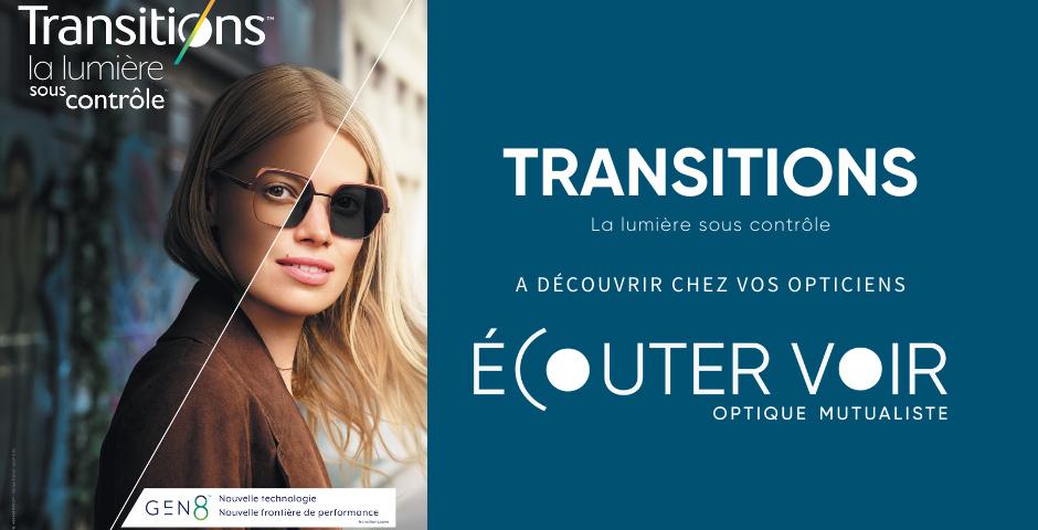 Transitions : Ecouter Voir Optique